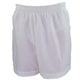 Nike Girl's Pasadena II Shorts White XL