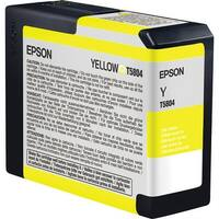 Epson UltraChrome K3 Ink Cartridge - Yellow Ink Cartridge