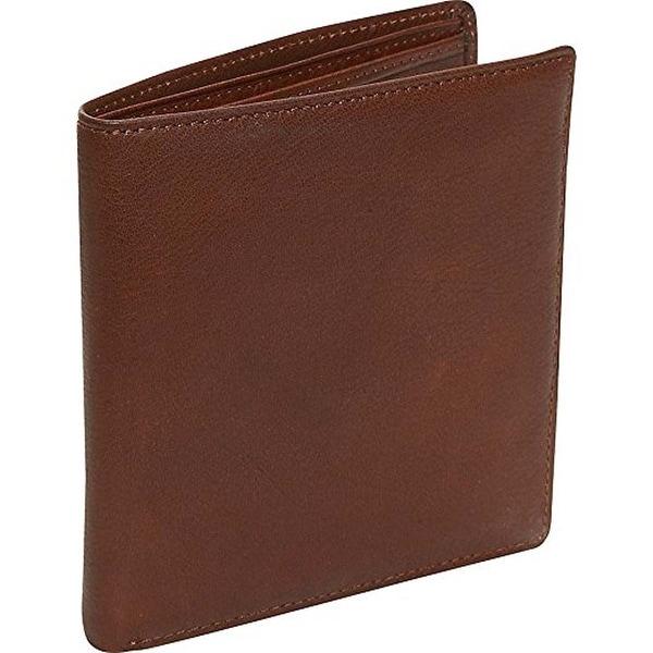 Osgoode Marley Twelve Pocket Brandy Hipster Wallet