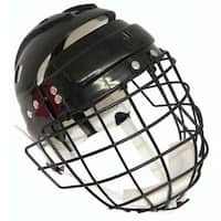 Hockey Helmet w/ Wire Face Cage - Senior
