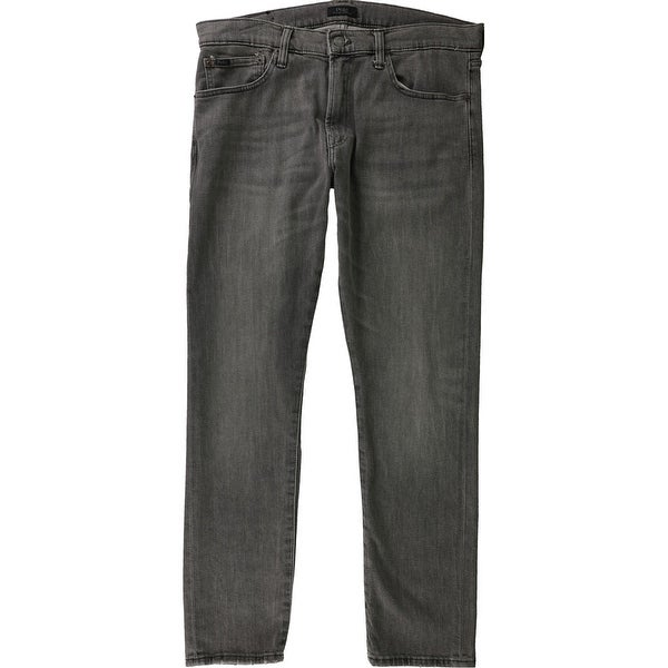 Ralph Lauren Mens Sullivan Slim Fit Stretch Jeans. Opens flyout.