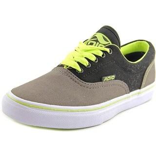 Adio Cruiser Round Toe Canvas Sneakers
