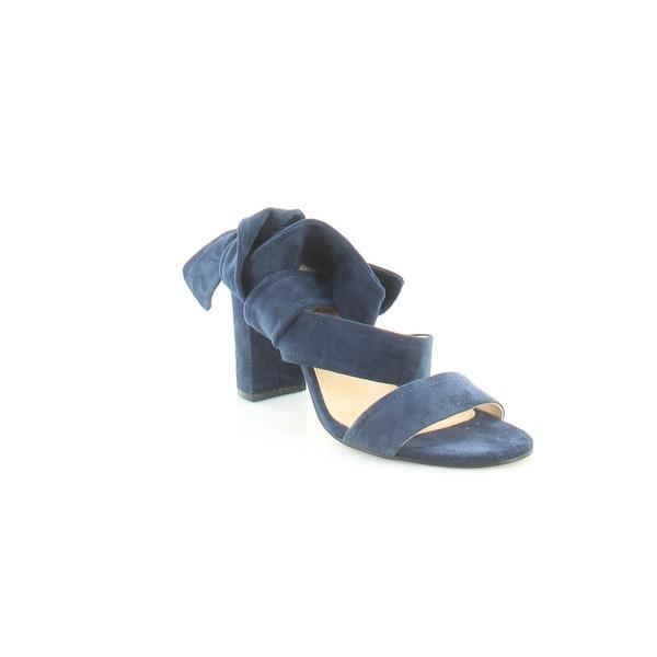 Ivanka Trump Kiffie Women's Sandals & Flip Flops Dark Blue - 7.5