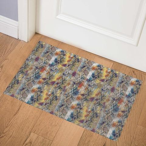 RAINBOA Indoor Floor Mat by Kavka Designs