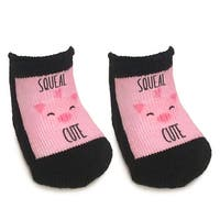 Bacon Baby Socks 0-6 Month - Multi