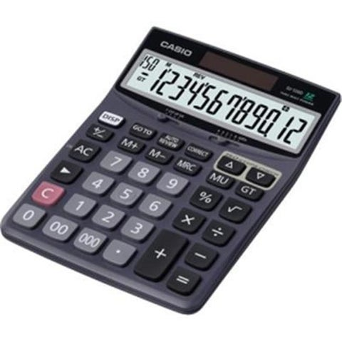 35 x 140 x 191 mm Desk Calculators with Check and Correct Function