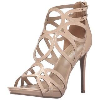 Report Womens Triton Open Toe Casual Strappy Sandals