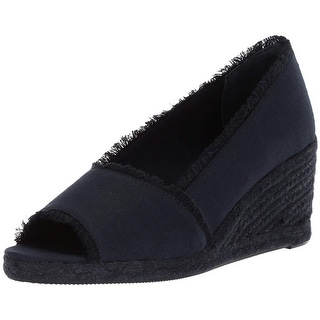 Link to Lauren by Ralph Lauren Womens 802698718003 Fabric Peep Toe Casual Platform Sa... Similar Items in Women's Shoes