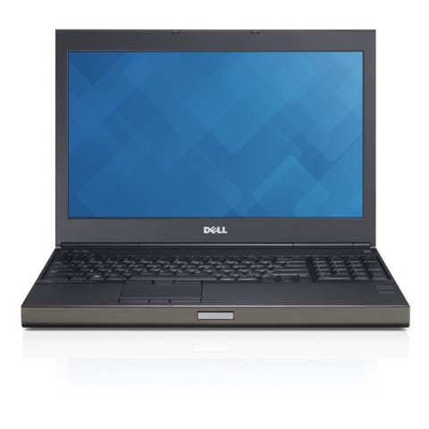 "Dell Precision M4700 15.6"" Laptop Core I7-3720QM 2.6G 8G RAM 480G SSD DVD 1G DG WIFI Windows 10 Home (Refurbished A Grade)"