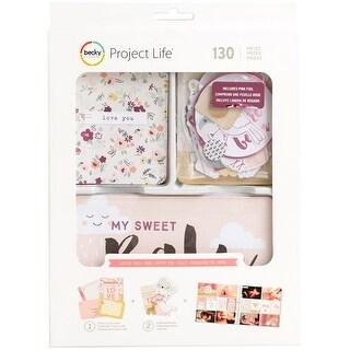 Project Life Value Kit 81/Pkg-Little You Girls