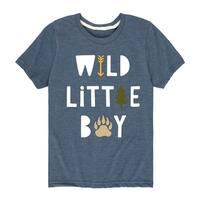 Wild Boy  - Youth Short Sleeve Tee