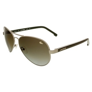 Lacoste L163S Aviator Sunglasses