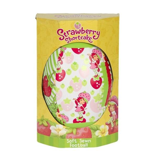 "Strawberry Shortcake 9"" Football"
