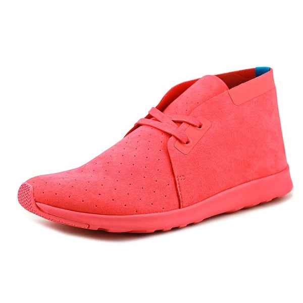 Native Apollo Chukka Women Snapper Red/Snapper Red Tennis Shoes