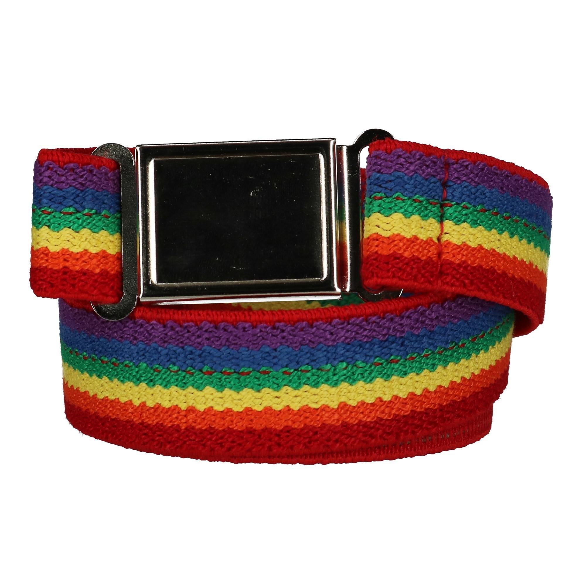 Denim CTM/® Kids Elastic Stretch Adjustable Belt with Magnetic Buckle