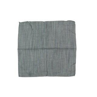 Tommy Hilfiger Mens Pocket Square Cotton Striped - o/s