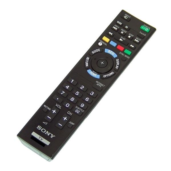 OEM Sony Remote Originally Shipped With: KDL46HX850, KDL-46HX850, KDL55HX751, KDL-55HX751, XBR65HX950, XBR-65HX950