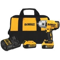 Dewalt Tools DCF899HP2 20 V Brushless HT 0.5 in. Impact Wrench Hog Ring