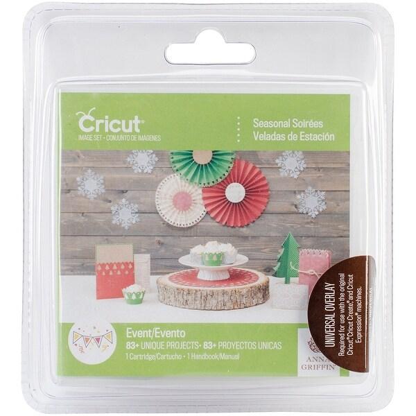 Cricut Mini Seasonal Shape Cartridge-Seasonal Soriees By Ann - seasonal soriees by anna griffin