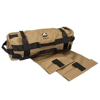 Ultra Fitness Gear Heavy Duty Workout Sandbags for Functional Strength Training (25-75lbs.)