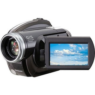Panasonic VDR-D230 DVD Palmcorder Multicam DVD-RAM, DVD-RW, DVD-R DL Camcorder, 32x Optical Zoom (Certified Refurbished)