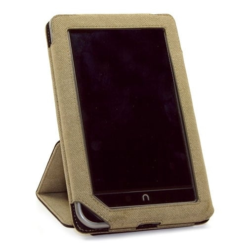 JAVOedge Austin BackFlip Case for Barnes & Noble Nook Color/Nook Tablet