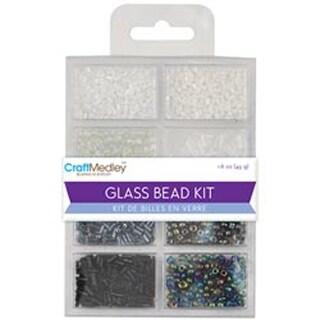 Black & White Classic - Glass Bead Kit 45G