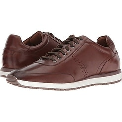 Bacco Bucci Mens CENTURY Leather Lace Up Casual Oxfords - 12