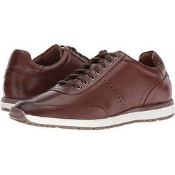 Bacco Bucci Mens CENTURY Leather Lace Up Casual Oxfords