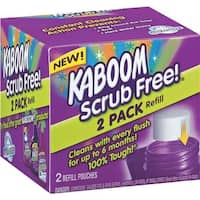 Shop Kaboom 35113 Scrub Free Home Toilet Cleaning System