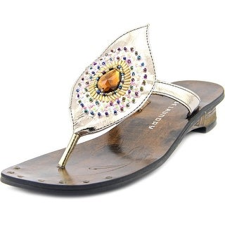 Chinese Laundry Z-UFO Open Toe Synthetic Thong Sandal