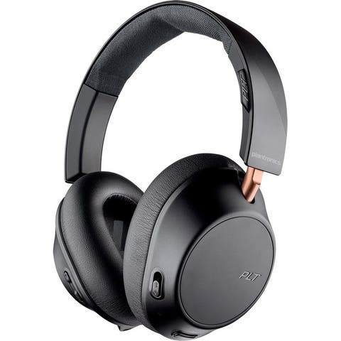 Poly 211820-99 backbeat go 810 headset - Graphite Black