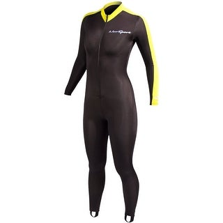 NeoSport Wetsuits Full Body Sports Skins - Yellow