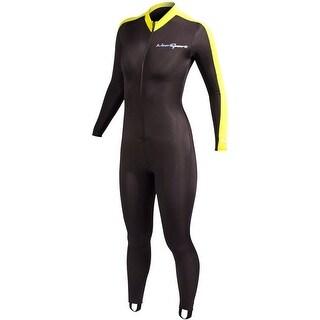 NeoSport Wetsuits Full Body Sports Skins - Yellow