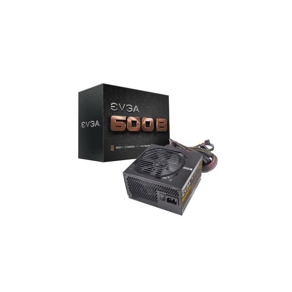EVGA Corporation 100B10600KRB 600B Bronze Power Supply