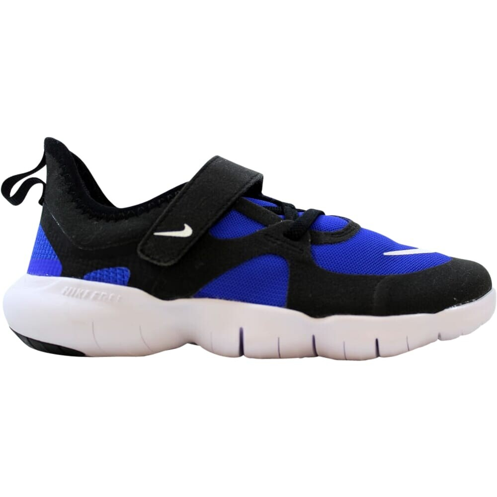 Pedagogía Comprensión Enderezar  Nike Free Rn 5.0 Racer Blue/Black-White AR4144-402 Pre-School - Overstock -  30780466