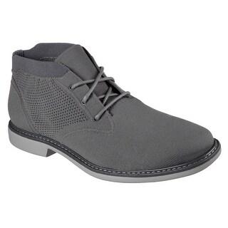 Skechers 68247 CHAR Men's WELDON Boot