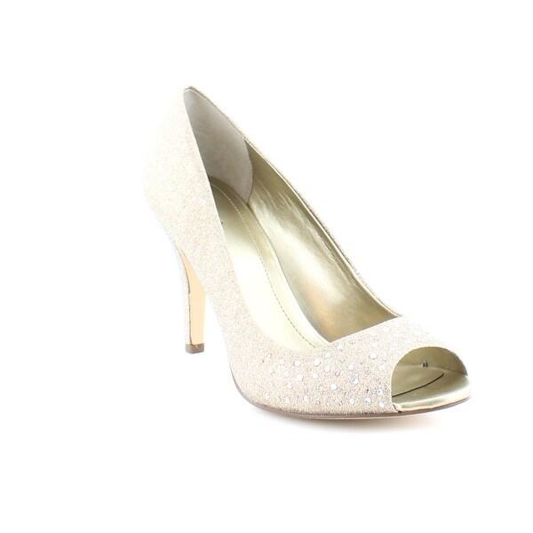 Style & Co. Monaee Women's Heels Gold