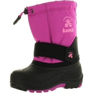 Kamik Rocket Cold Weather Waterproof Boots