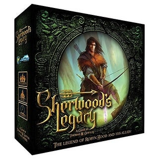 Jasco Sherwoods Legacy Board Game