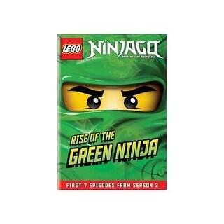LEGO-NINJAGO MASTERS OF SPINJITZU-RISE OF THE GREEN NINJA (DVD)