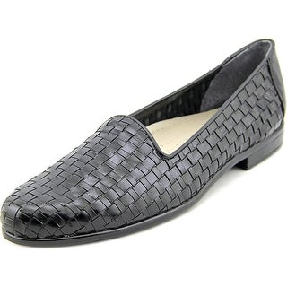 Trotters Liz   Round Toe Leather  Loafer