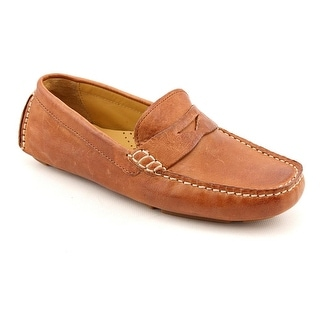 Cole Haan Trillby Driver Moc Toe Leather Loafer