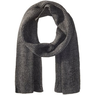 Calvin Klein NEW Charcoal Gray One Size Fits All Chunky Wave Scarf