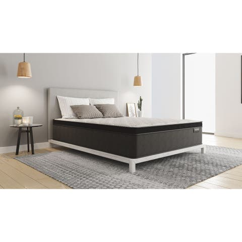 LightTouch Copper Infusion Hybrid EuroTop Mattress 14-inch