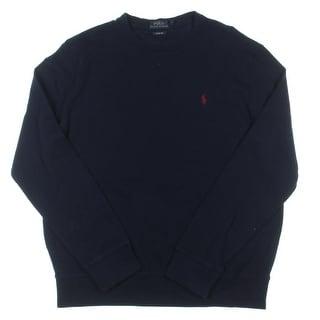 Polo Ralph Lauren Mens Polo Sweater Long Sleeve Crew Neck