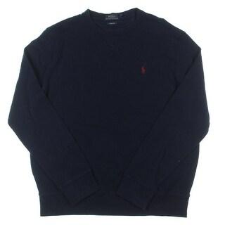Polo Ralph Lauren Mens Pullover Sweater Long Sleeve Crew Neck