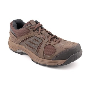 New Balance W959 Men B Round Toe Leather Brown Walking Shoe