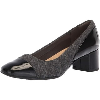 b577609a9e59 Clarks Womens Maritsa Nila Leather Peep Toe Casual Platform Sandals · Quick  View