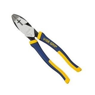 """Vise-Grip 2078208 North American Lineman Pliers, 8"""""""